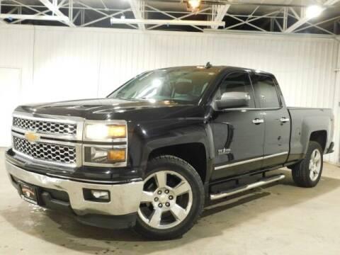 2014 Chevrolet Silverado 1500 for sale at Bulldog Motor Company in Borger TX