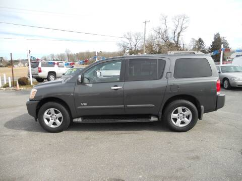 2007 Nissan Armada for sale at All Cars and Trucks in Buena NJ