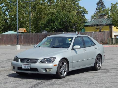 2001 Lexus IS 300 for sale at Crow`s Auto Sales in San Jose CA