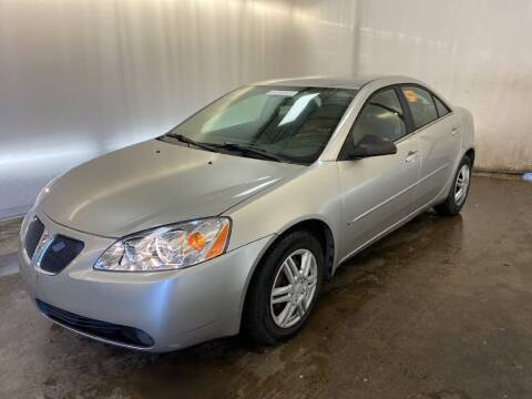 2007 Pontiac G6 for sale at Doug Dawson Motor Sales in Mount Sterling KY
