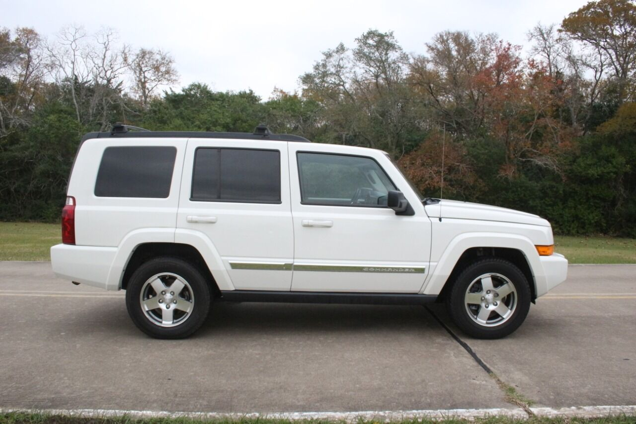 Used Jeep Commander For Sale In Texas Carsforsale Com