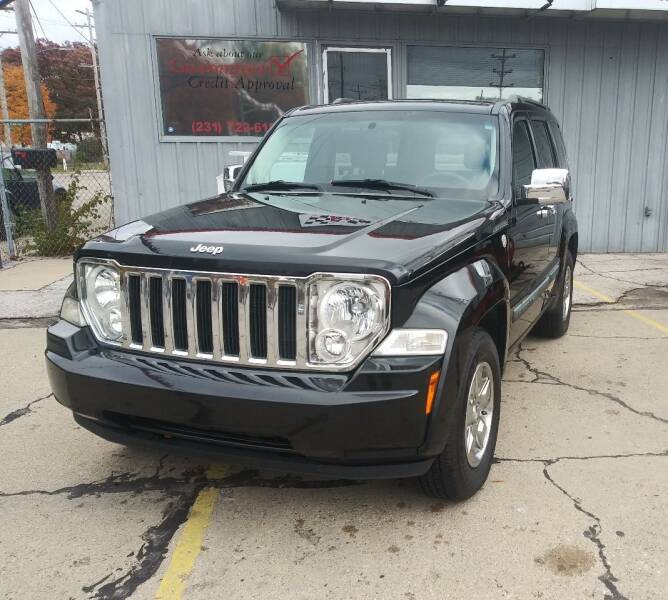 2010 Jeep Liberty for sale at Wicked Motorsports in Muskegon MI