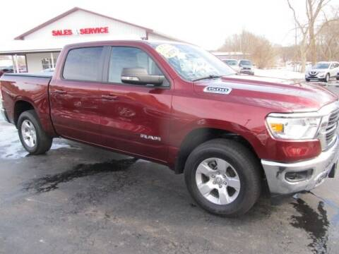 2021 RAM Ram Pickup 1500 for sale at Thompson Motors LLC in Attica NY
