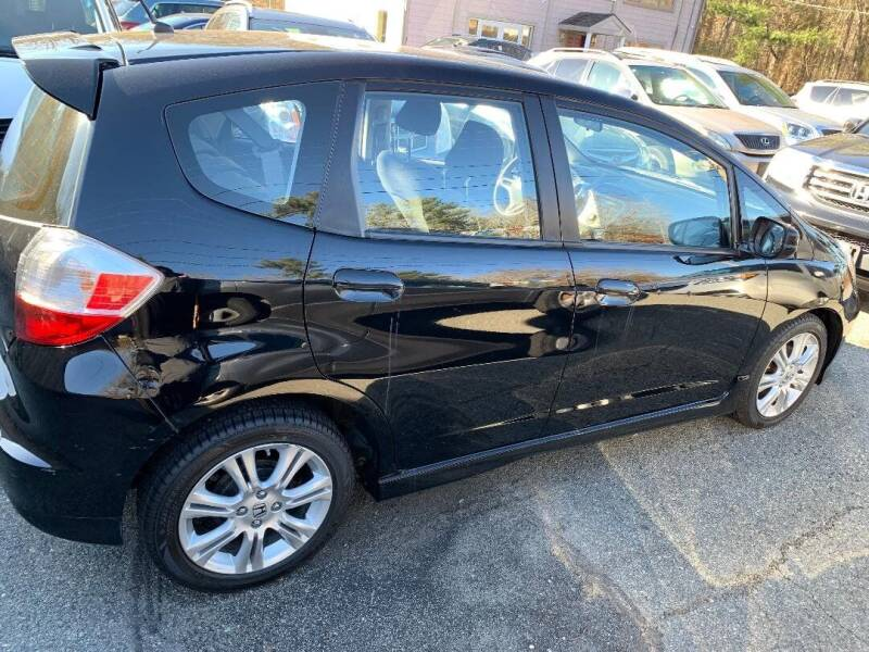 2013 Honda Fit for sale at Mike's Auto Sales in Westport MA