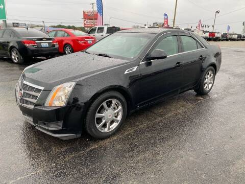 2009 Cadillac CTS for sale at Wildcat Used Cars in Somerset KY