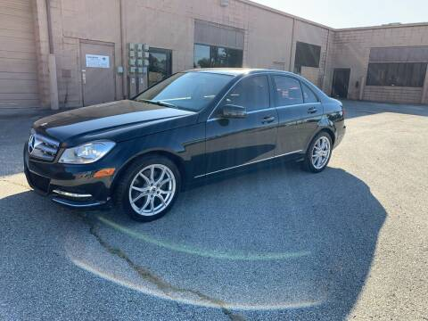 2013 Mercedes-Benz C-Class for sale at Certified Auto Exchange in Indianapolis IN