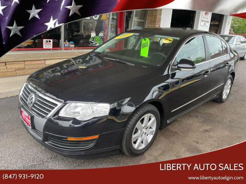 2007 Volkswagen Passat for sale at Liberty Auto Sales in Elgin IL