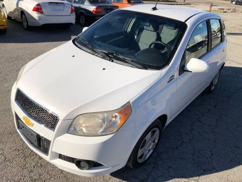 2010 Chevrolet Aveo for sale at Supreme Auto Gallery LLC in Kansas City MO
