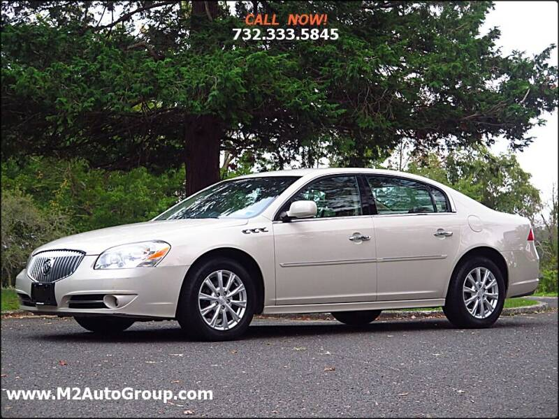 2011 Buick Lucerne for sale at M2 Auto Group Llc. EAST BRUNSWICK in East Brunswick NJ