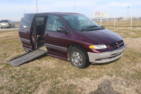 1999 Dodge Grand Caravan for sale at Liberty Truck Sales in Mounds OK