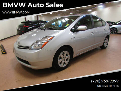 2008 Toyota Prius for sale at BMVW Auto Sales in Union City GA