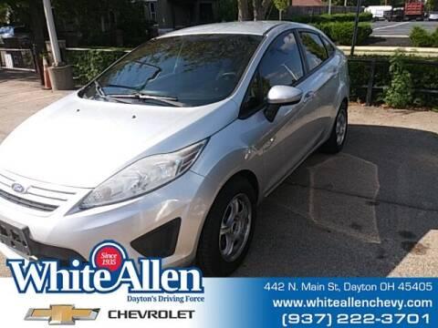 2011 Ford Fiesta for sale at WHITE-ALLEN CHEVROLET in Dayton OH