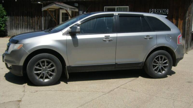 2008 Ford Edge for sale at Spear Auto Sales in Wadena MN