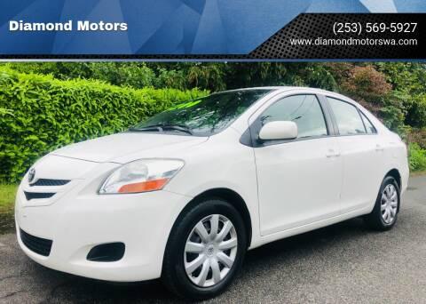 2007 Toyota Yaris for sale at Diamond Motors in Lakewood WA