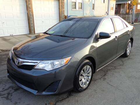 2012 Toyota Camry for sale at Broadway Auto Sales in Somerville MA