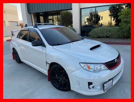 2014 Subaru Impreza for sale at Cruise Autos in Corona CA