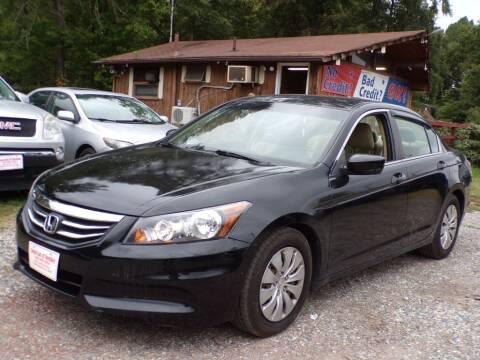 2012 Honda Accord for sale at Select Cars Of Thornburg in Fredericksburg VA