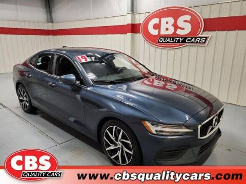 2019 Volvo S60 for sale at CBS Quality Cars in Durham NC