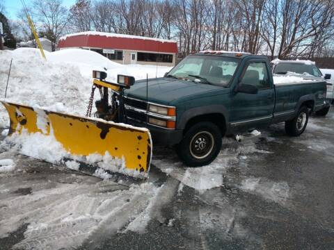 1998 Chevrolet C/K 3500 Series for sale at Auto Brokers of Milford in Milford NH