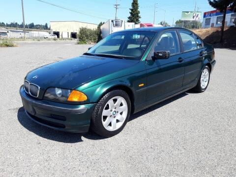 2000 BMW 3 Series for sale at South Tacoma Motors Inc in Tacoma WA