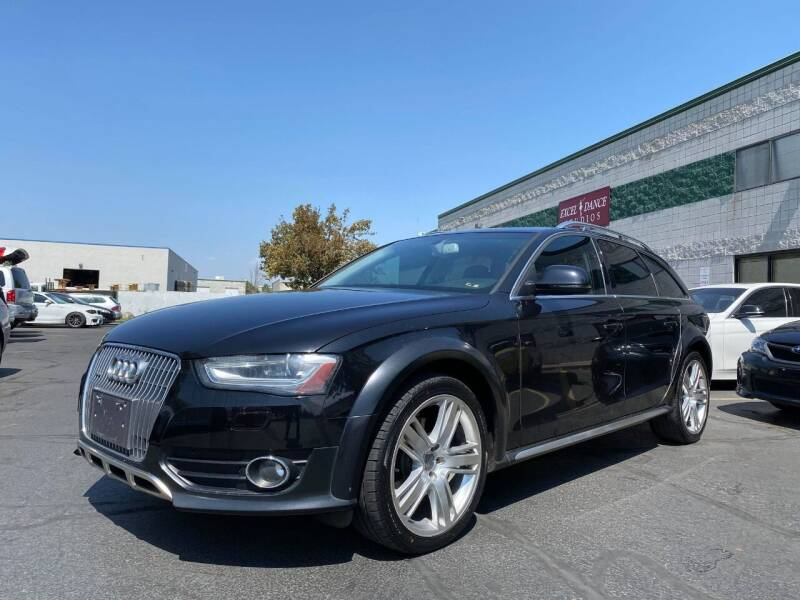 2013 Audi Allroad for sale at All-Star Auto Brokers in Layton UT
