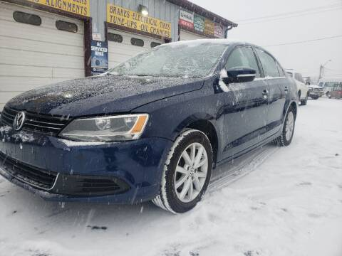 2014 Volkswagen Jetta for sale at Everything Automotive in Tonawanda NY