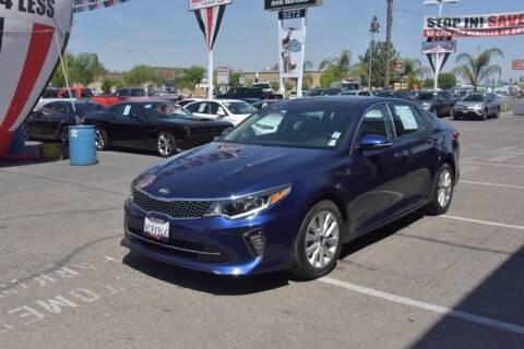 2018 Kia Optima for sale at Choice Motors in Merced CA