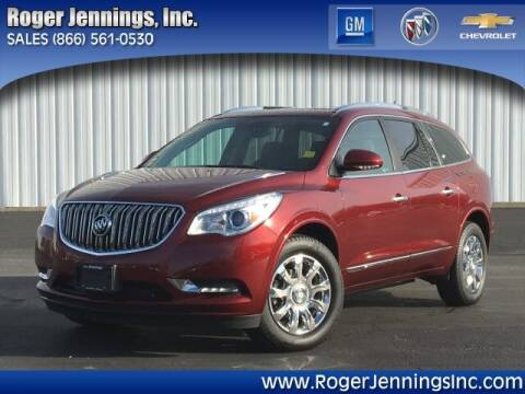 2016 Buick Enclave for sale at ROGER JENNINGS INC in Hillsboro IL