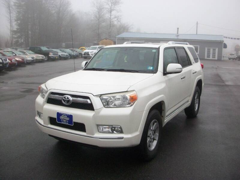 2011 Toyota 4Runner for sale at Auto Images Auto Sales LLC in Rochester NH