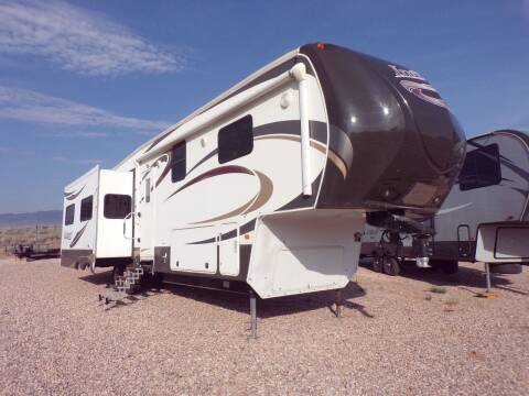 2012 Dutchmen Infinity 3470RE for sale at Freedom Ford Inc in Gunnison UT