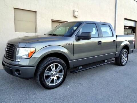 2014 Ford F-150 for sale at Selective Motor Cars in Miami FL