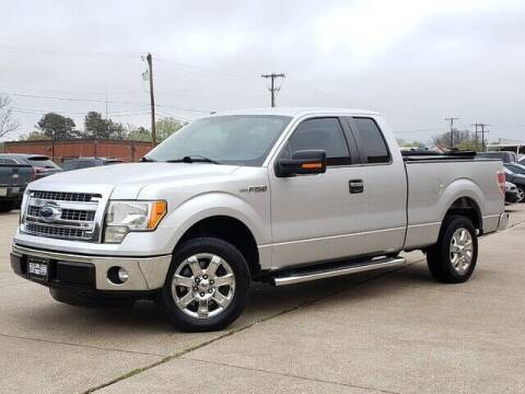 2013 Ford F-150 for sale at Tyler Car  & Truck Center in Tyler TX