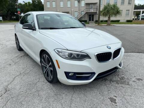 2014 BMW 2 Series for sale at LUXURY AUTO MALL in Tampa FL