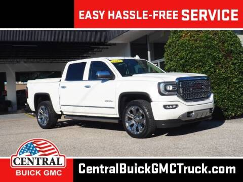 2018 GMC Sierra 1500 for sale at Central Buick GMC in Winter Haven FL