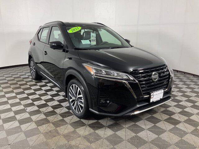 2021 Nissan Kicks for sale at Virtue Motors in Darlington WI