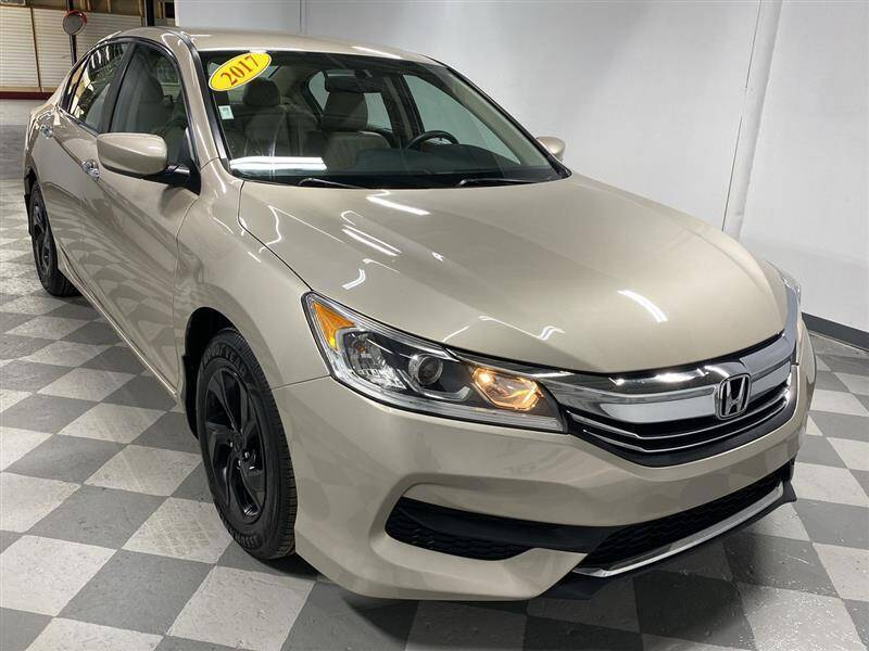2017 Honda Accord for sale at Mr. Car City in Brentwood MD