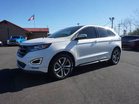 2015 Ford Edge for sale at Stephens Auto Center of Beckley in Beckley WV