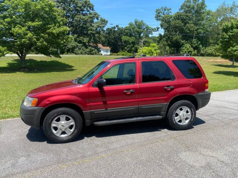 2003 Ford Escape for sale at Front Porch Motors Inc. in Conyers GA