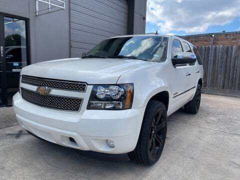 2010 Chevrolet Tahoe for sale at PARK PLACE AUTO SALES in Houston TX