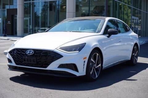 2021 Hyundai Sonata for sale at Jeremy Sells Hyundai in Edmonds WA