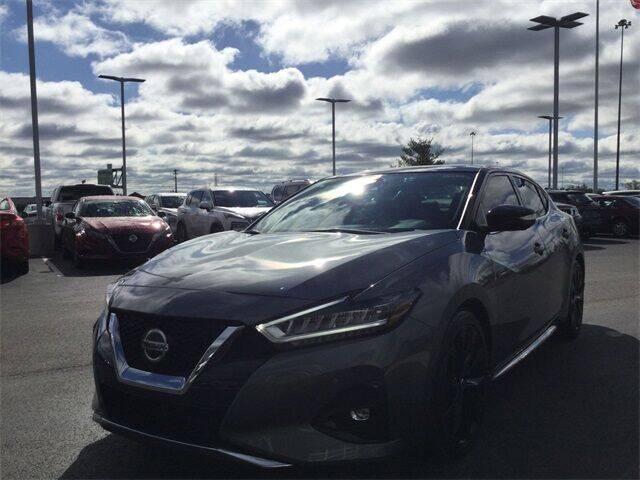 2020 Nissan Maxima for sale in Hilliard, OH