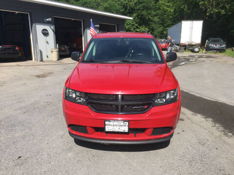 2018 Dodge Journey for sale at Mikes Auto Center INC. in Poughkeepsie NY