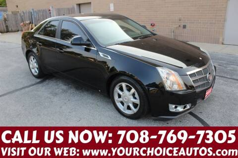 2009 Cadillac CTS for sale at Your Choice Autos in Posen IL