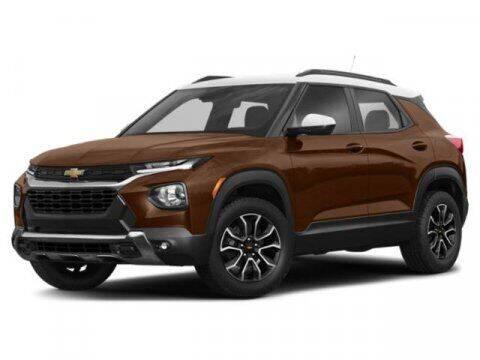 2021 Chevrolet TrailBlazer for sale at Suburban Chevrolet in Claremore OK