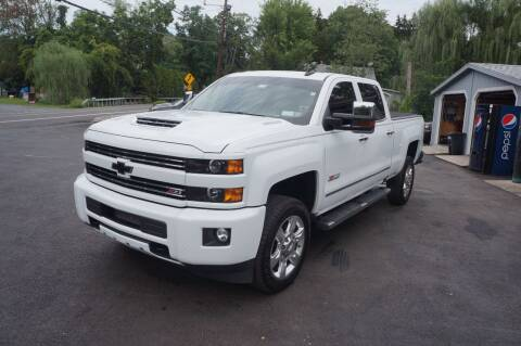 2018 Chevrolet Silverado 2500HD for sale at Autos By Joseph Inc in Highland NY