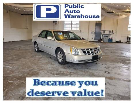 2008 Cadillac DTS for sale at Public Auto Warehouse in Pekin IL