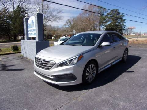 2015 Hyundai Sonata for sale at Good To Go Auto Sales in Mcdonough GA
