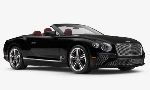 2021 Bentley Continental for sale at Bespoke Motor Group in Jericho NY