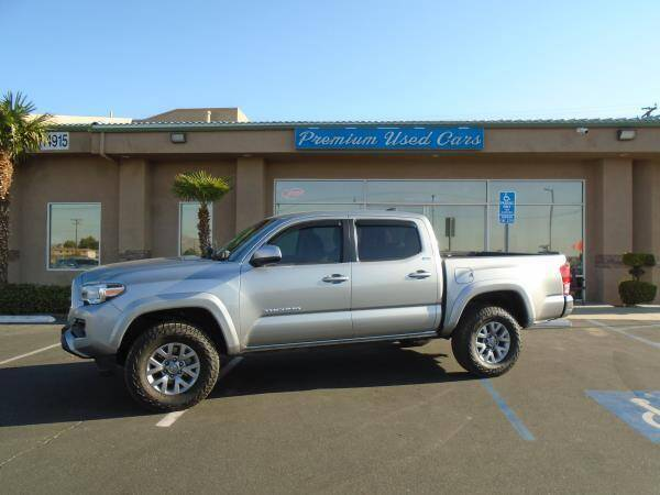 2017 Toyota Tacoma for sale at Family Auto Sales in Victorville CA