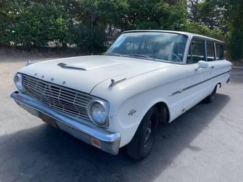 1963 Ford Falcon for sale at Dodi Auto Sales in Monterey CA